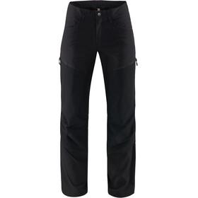 Haglöfs Mid Flex - Pantalones de Trekking Mujer - negro